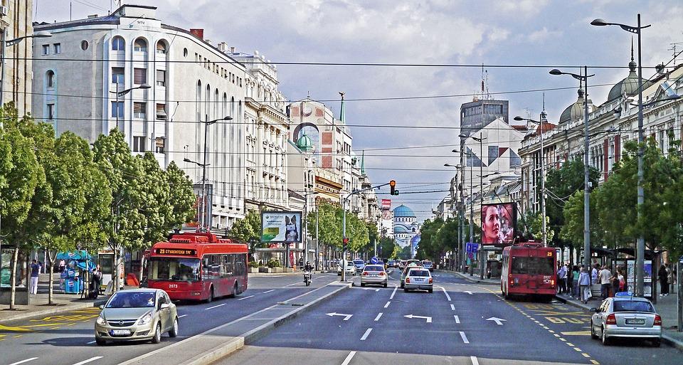 taxi u beogradu